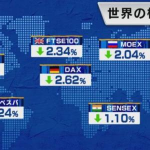 世界経済の分岐点?