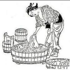 お江戸の洗濯事情
