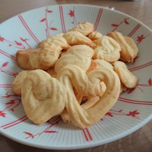雨だから…子供とクッキー作り☆*°