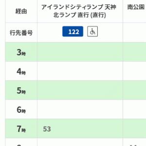 2021年4月1日ダイヤ改正(1)