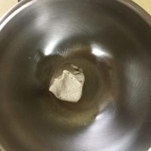 蕎麦粉の塊リメイク2