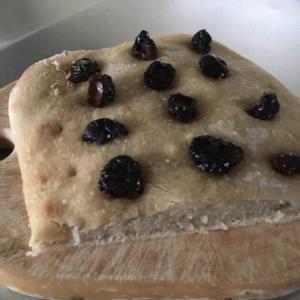 ローズマリー酵母でパンを焼いて