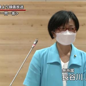 長谷川順子市議 一般質問 書き起こし 阿須山中土地有効活用事業に関して