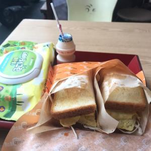 市場トースト美味しすぎるのに語彙がついていかない。