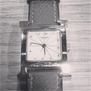 [エルメス]腕時計の修理は水戸市のみらい工房