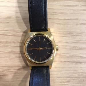 [ニクソン]腕時計の修理は水戸市のみらい工房
