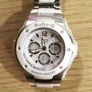 [ベビージー] 電池交換は腕時計修理のみらい工房