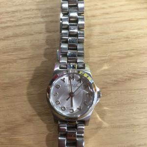 [マークバイマークジェイコブス]腕時計の修理は茨城県水戸市のみらい工房