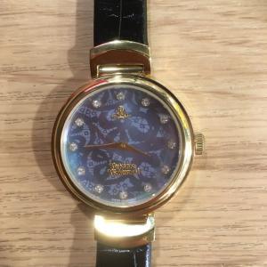 [ヴィヴィアンウエストウッド]腕時計の修理は茨城県水戸市のみらい工房