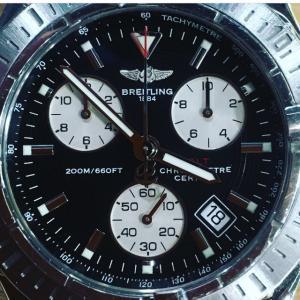 [ブライトリング]腕時計の修理は茨城県水戸市のみらい工房