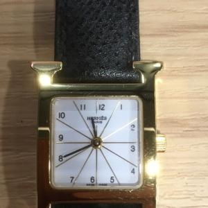 [エルメス]腕時計の修理は茨城県水戸市のみらい工房