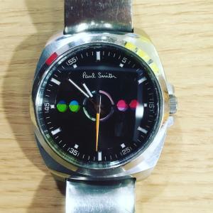 [ポールスミス]腕時計の修理は茨城県水戸市のみらい工房
