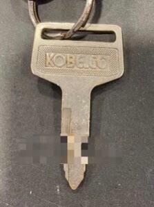 【コベルコ】水戸市の合鍵作製はみらい工房へ