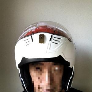 「自分」をつくる…自分トレーニング最終回と自作ヘルメット紹介