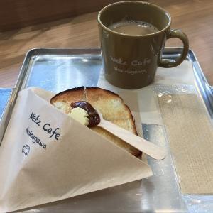クルマやのカフェとは思えない、電源完備の多目的カフェ。---ネッツテラス夙川---