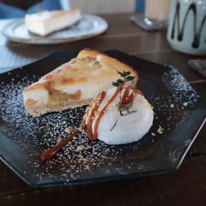 丹波篠山でお茶するなら。チーズケーキとチャイの店 キャリー焼菓子店