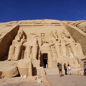アスワンからアブ・シンベル神殿へ〜写真で蘇る古代エジプト世界遺産の旅①