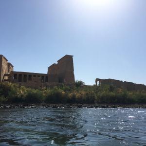 アスワンからイシス神殿へ〜写真で巡る古代エジプト世界遺産の旅②