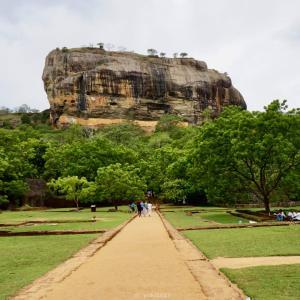 シーギリヤの古代都市〜スリランカの世界遺産を巡る旅