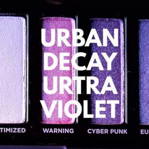 Urban Decayウルトラバイオレットで大人可愛く!
