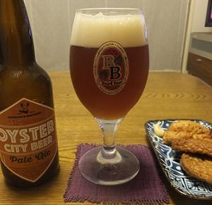 Session's Brewery(広島県)の OYSTER  CITY  BEERペールエール