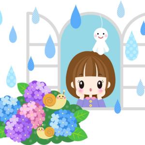 本格的な梅雨シーズンの始まり