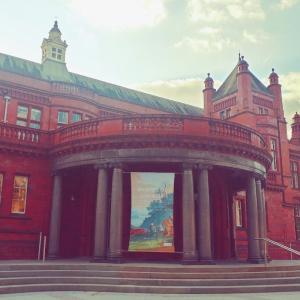 マンチェスター大学の敷地内にあるウィットワース美術館の3つの魅力