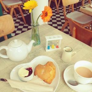 マンチェスター観光の合間に訪れたいカフェ3選 +イギリスのカフェチェーン4社