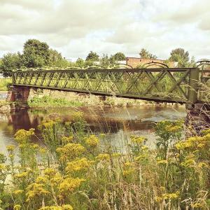 ManchesterのSalfordで自然を感じられる場所①【公園・空・川辺の写真】