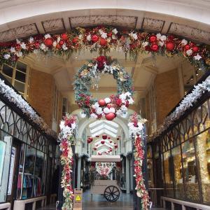 ロンドンでアーケード巡り【Burlington Arcade】【Piccadilly Arcade】
