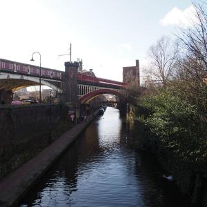 【キャッスルフィールド】運河の街・マンチェスターの癒しエリア