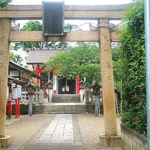 川口元越氷川神社