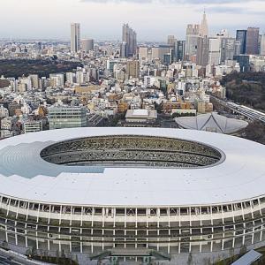東京オリンピックの行方は