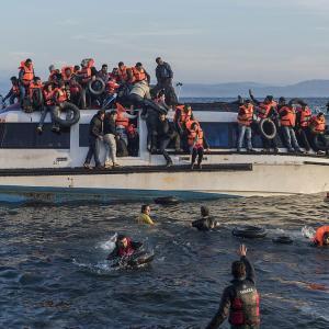 EUの抱える問題ー難民にどう対処するか
