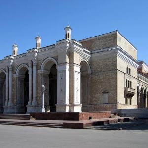 知られざる中央アジア ウズベキスタン