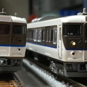 115系体質改善N40更新車の2社比較