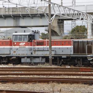 DE10-1560 門司から岡山に転属!