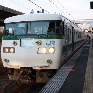 TOMIX 117系福知山色から下関仕様を作る