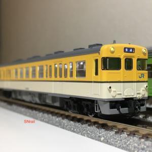 TOMIX キハ45広島色の整備