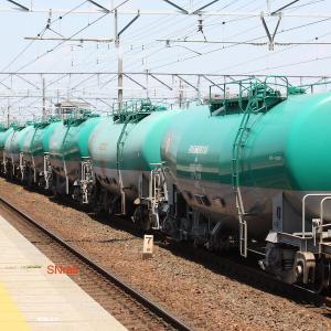 TOMIX タキ1000(日本石油輸送・ENEOS)の入線整備