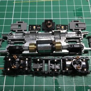 TOMIX EF65 M-13モーターへの換装