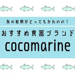 魚柄の可愛い食器ならnatural69『Cocomarine(ココマリン)シリーズ』がおすすめ!【波佐見焼】