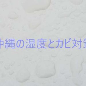 沖縄の湿度を知って、カビ対策! 体調不良も改善!梅雨の沖縄も快適ライフ
