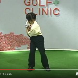 ゴルフの手打ちが直るスイングドリル
