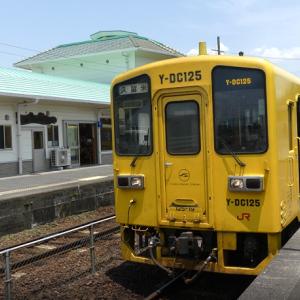 その3 久大本線田主丸駅の河童駅舎 ★日帰り筑後良い駅巡りの旅