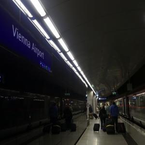 15日目その3 さらばヨーロッパ エバー航空BR066便で台北へ ★最初で最後?中欧旅行記