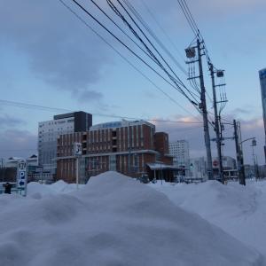 4日目その1 深川駅で留萌線に乗り換える ★冬のきた北海道フリーパスの旅