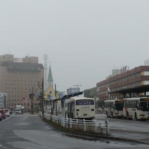 3日目その1 厚岸駅から厚岸大橋を渡り国泰寺まで往復8キロ歩く  ★ひがし北海道フリーパスで行くGoto道東の旅