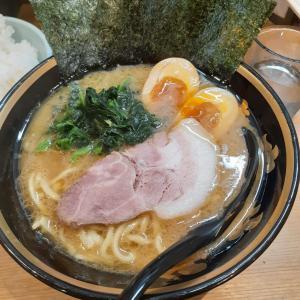 吉祥寺武蔵家 松本店 濃厚味玉ラーメン【松本市】