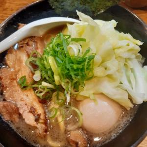 【佐久市】麺屋 えびす(豚骨醤油ラーメン)